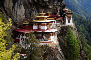 Bhutan-dragon-nest