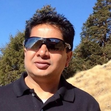 CEO Shiva Dhakal - Royal Mountain Travel