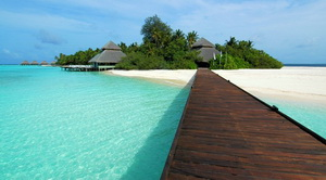 Maldives-water-villa