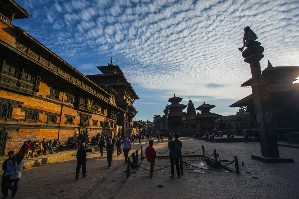 Global Discovery - Nepal beautiful small country in Asia