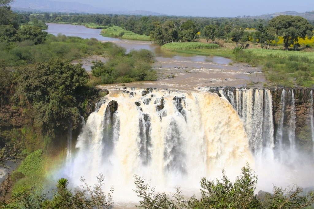 The Blue Nile Falls, Bahir Dar, Ethiopia